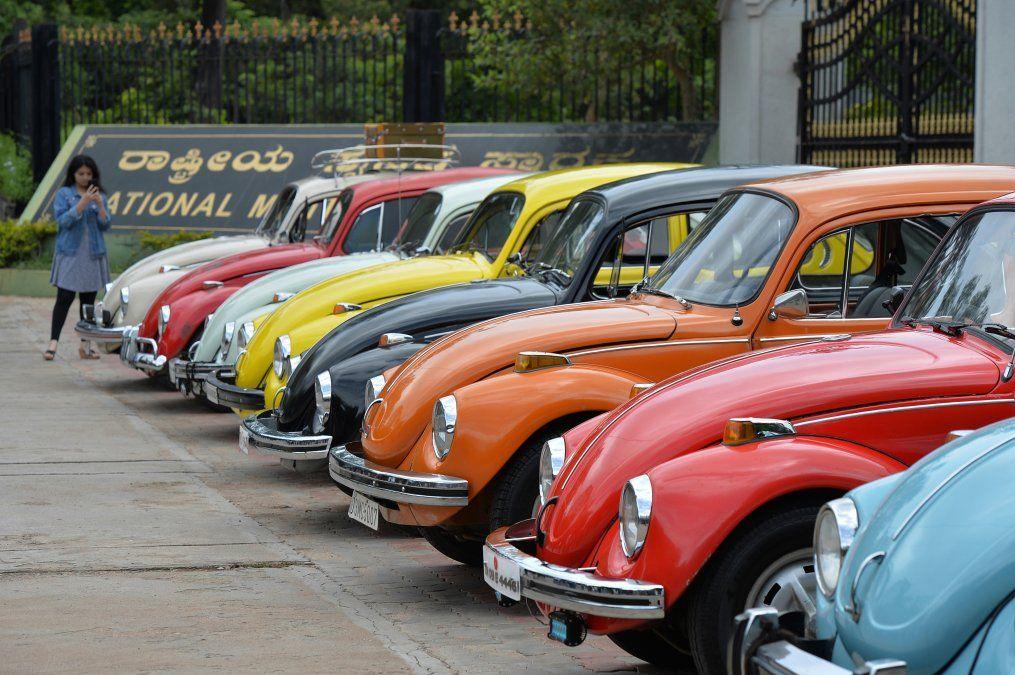 Volkswagen dejará de fabricar en 2019 su mítico Escarabajo