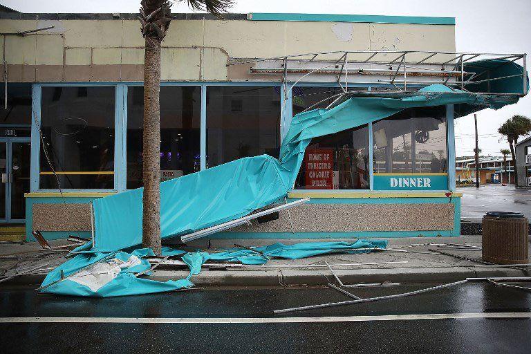 Huracan Florence será un amenaza importante por 72 horas más
