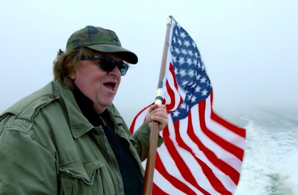 El documentalista Michael Moore ataca a la Casa Blanca