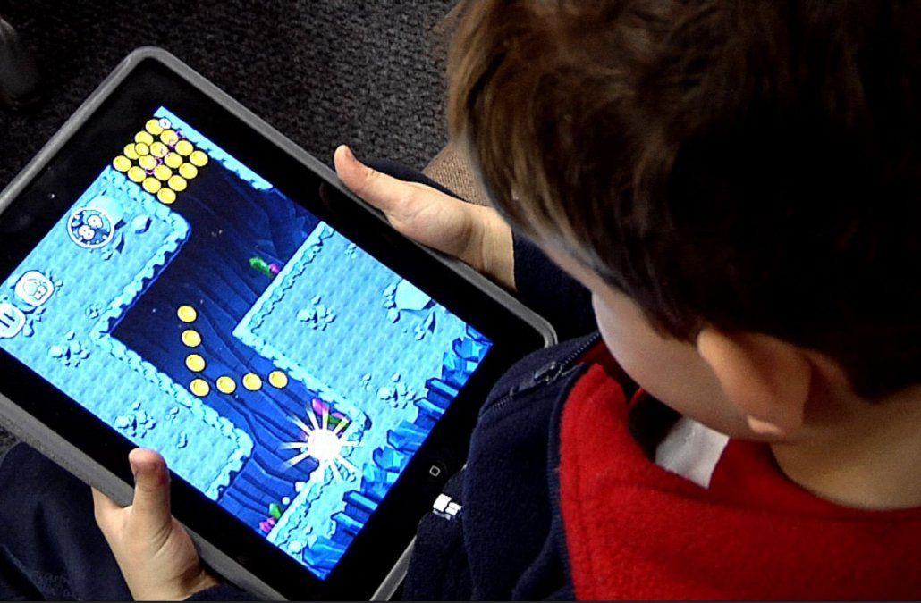 Subrayado Especial: la exposición de los niños a las pantallas