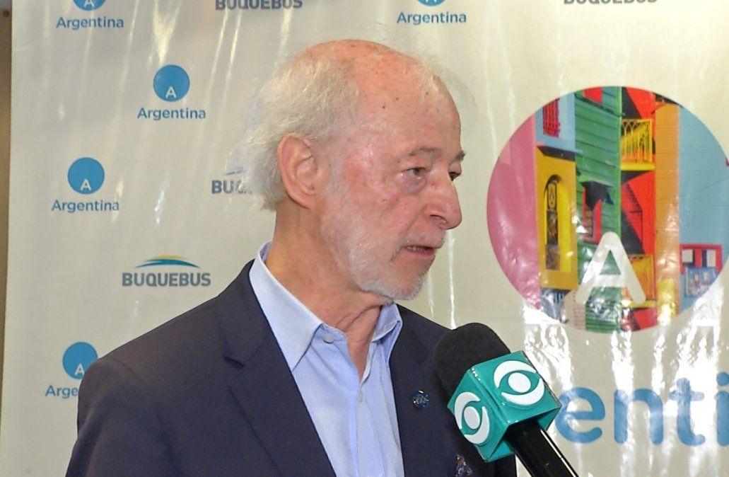 López Mena: una mayoría silenciosa está a favor de la terminal fluvial en Rambla Sur