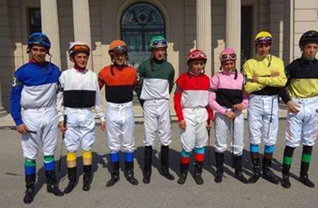 Alumnos de la Escuela de Jockeys y Vareadores tuvieron su primer examen en Maroñas