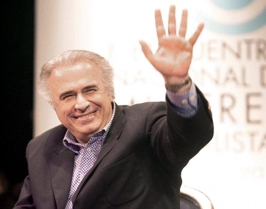 Muerte de José Manuel De la Sota une a Macri y Kirchner en los pésames