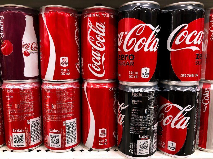 Coca-Cola estudia desarrollar infusiones con un compuesto del cannabis