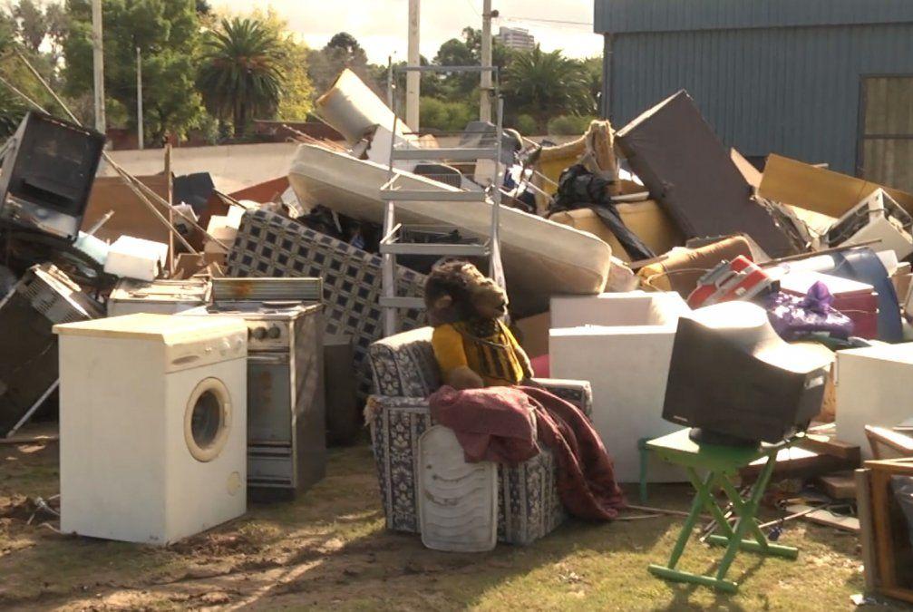 Más de 13.000 solicitudes de recolección de residuos de gran tamaño en lo que va del año