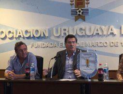 Avanza acuerdo entre los clubes y la interventora para aprobar estatuto de AUF