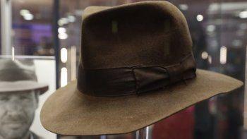 El sombrero de Indiana Jones fue subastado por 520.000 dólares en Londres
