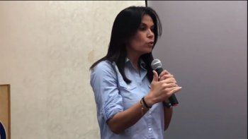 "La senadora Verónica Alonso acusó al ministro Astori de actuar ""con mala fe"""
