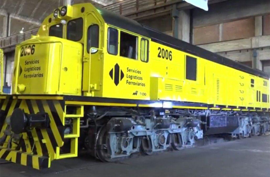 El viernes se reinaugura tren de pasajeros entre Montevideo y Empalme Olmos
