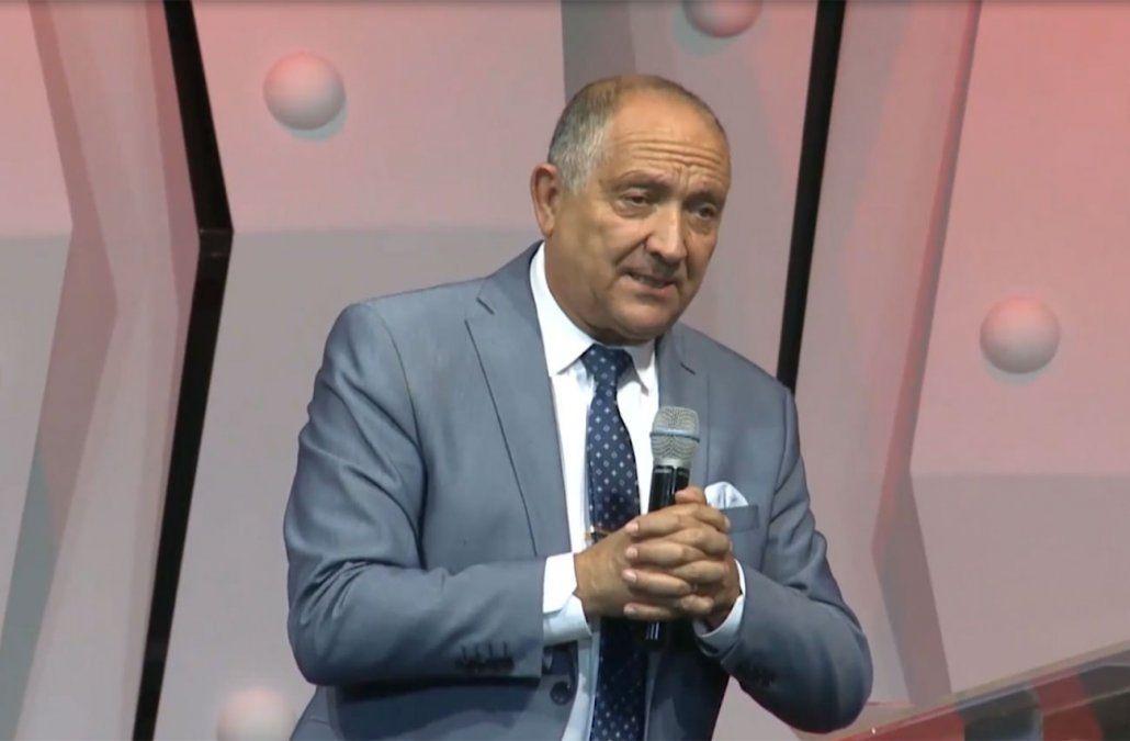 Gobierno retiró declaración de interés a Congreso del pastor Márquez