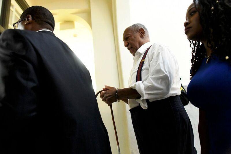 Bill Cosby es condenado a entre tres y diez años de prisión por agresión sexual