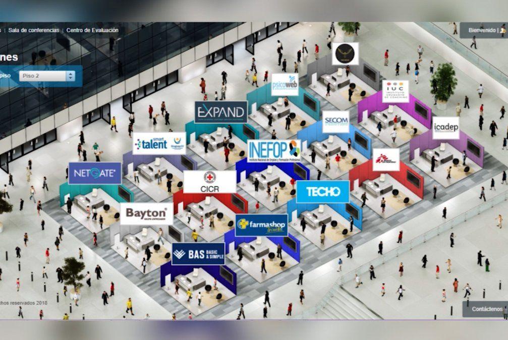 Nueva edición de Expoempleo con más de 100 ofertas de empleo concretas