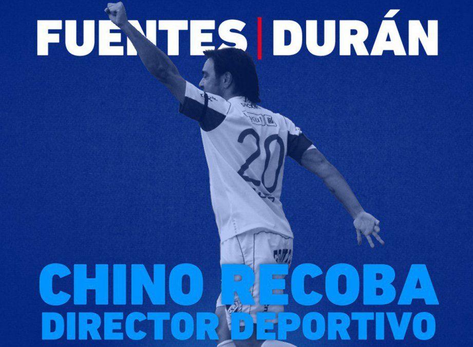 El anuncio oficial del regreso de El Chino a la arena electoral tricolor.