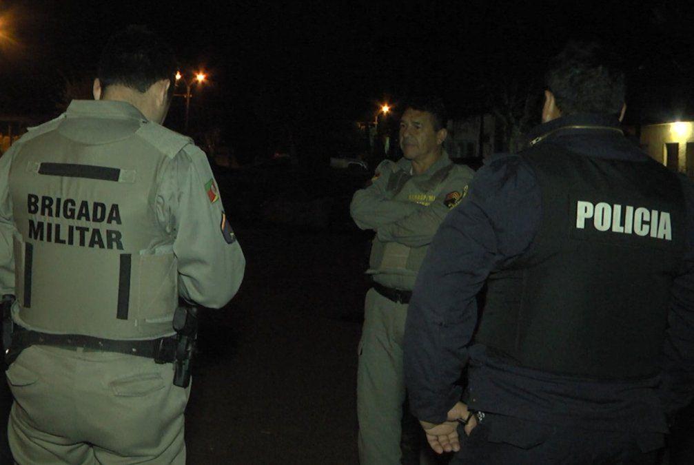 Impactante asalto a un cambista con balacera y toma de rehenes en Cerro Largo