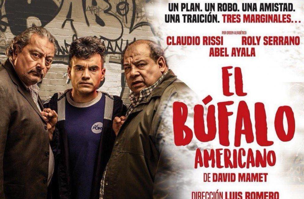 El Búfalo Americano; una de las más premiadas obras del dramaturgo David Mamet