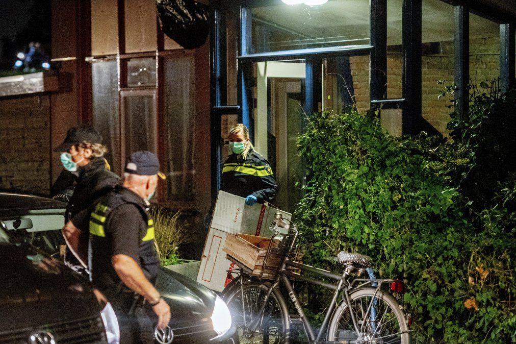La policía holandesa desarticula gran atentado terrorista con atacantes suicidas