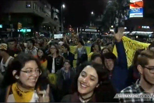 Miles de personas se movilizaron en una nueva Marcha de la Diversidad