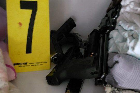 Declaran ante la justicia siete delincuentes que coparon una casa en Brazo Oriental