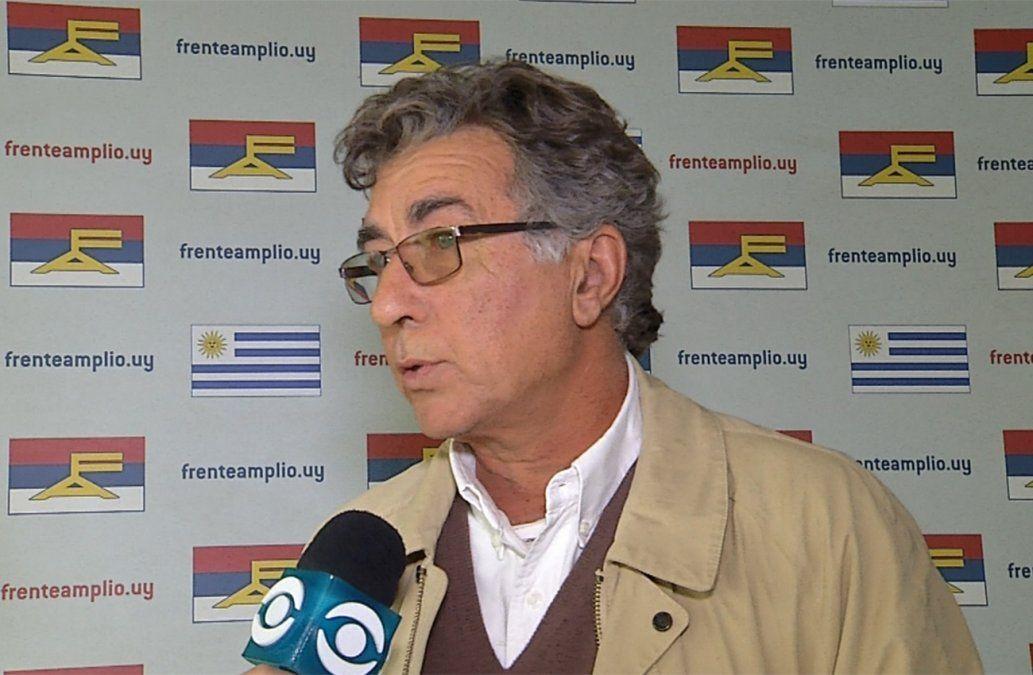 Vázquez se reunió con Darío Pérez por el voto que falta para reforma de la caja militar
