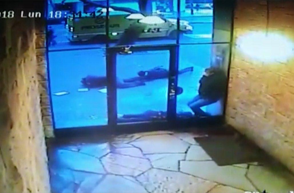 Detienen a otro de los delincuentes que participó del asalto a remesa del Itaú