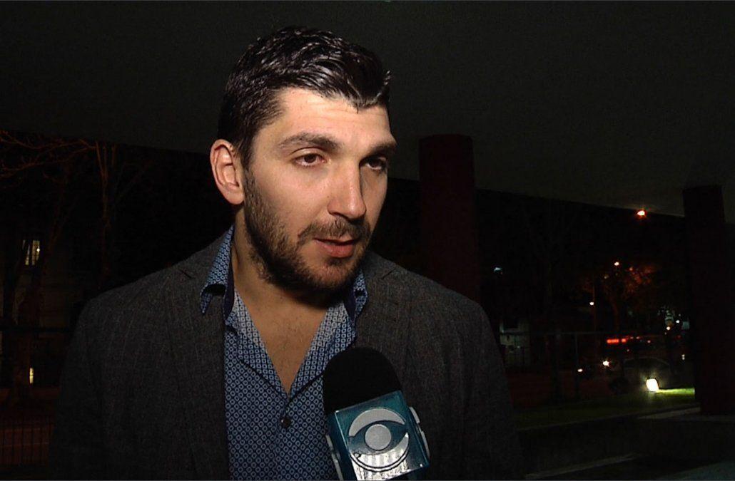 Batista aseguró que Signorelli le falló como persona varias veces