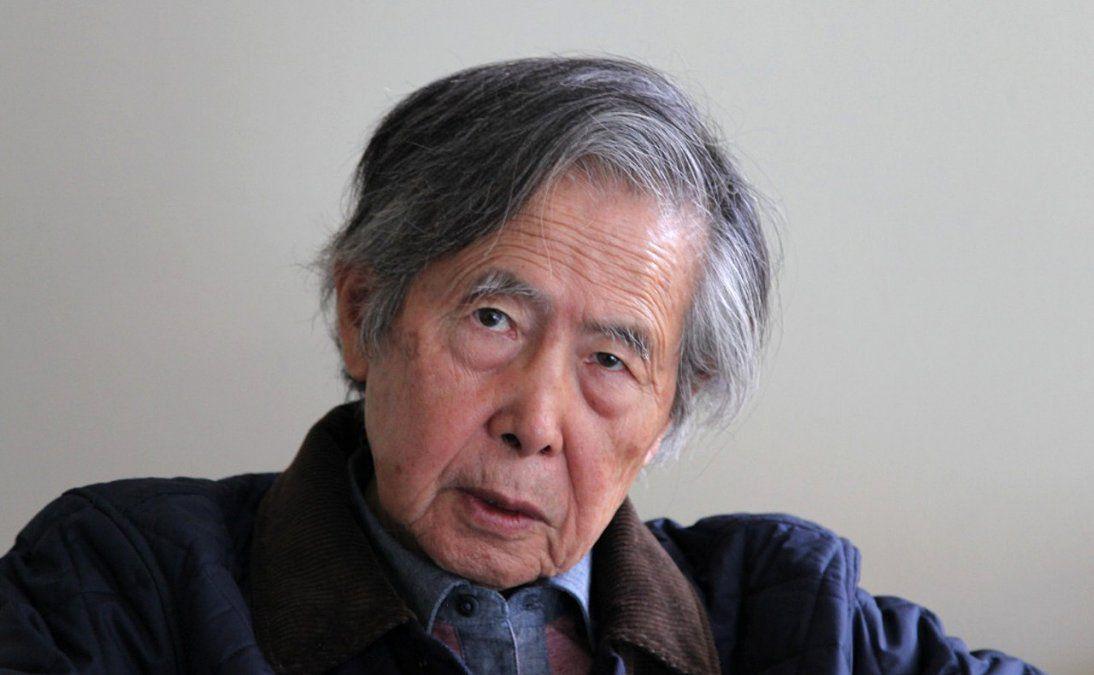 Fujimori debe volver a prisión: la Corte Suprema peruana anuló el indulto humanitario