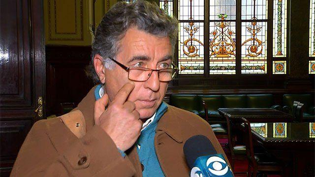 El rebelde Darío Pérez evalúa postularse como precandidato del FA