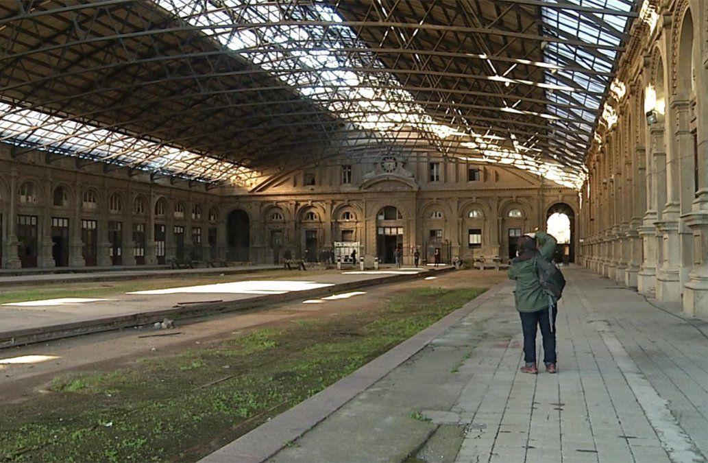 Pocas semanas atrás el Estado recuperó la Estación Central que estaba en litigio con una empresa privada.