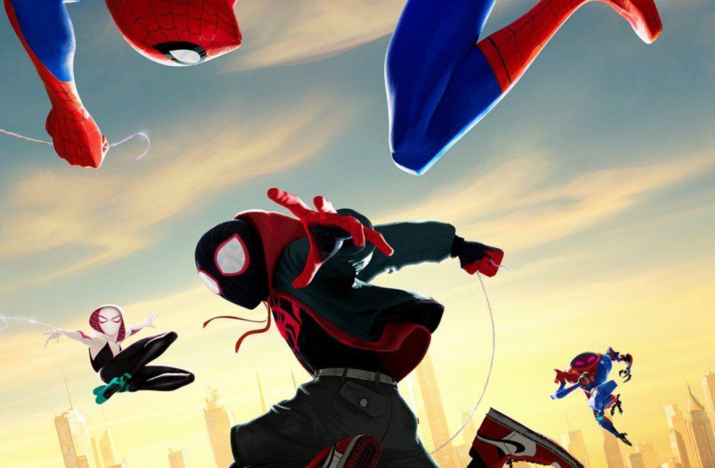 Mirá el nuevo tráiler de SpiderMan: Un Nuevo universo