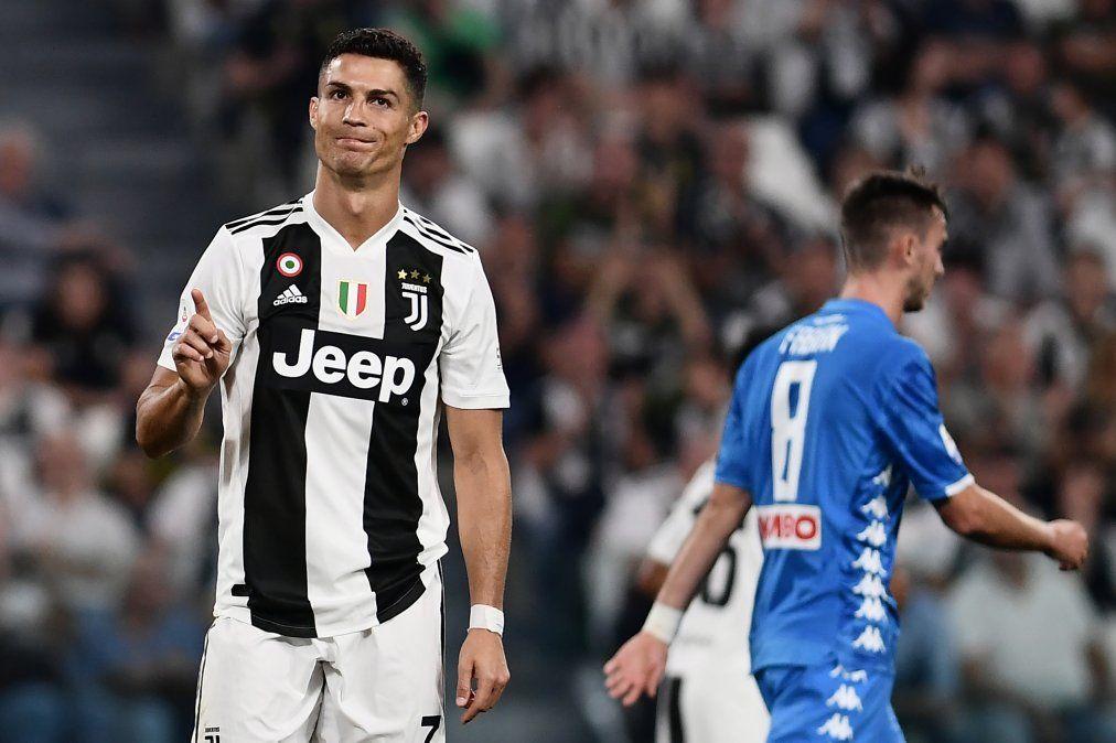 La Juventus respalda a Cristiano Ronaldo tras acusación de violación