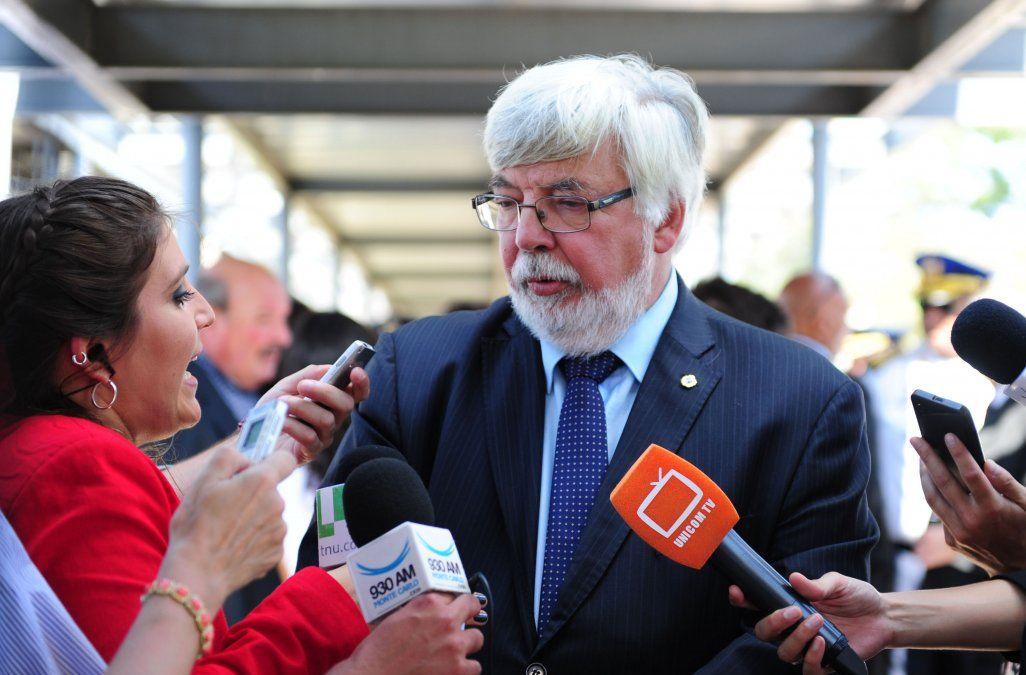 Eduardo Bonomi no cree que el Ministerio del Interior sea un buen trampolín político
