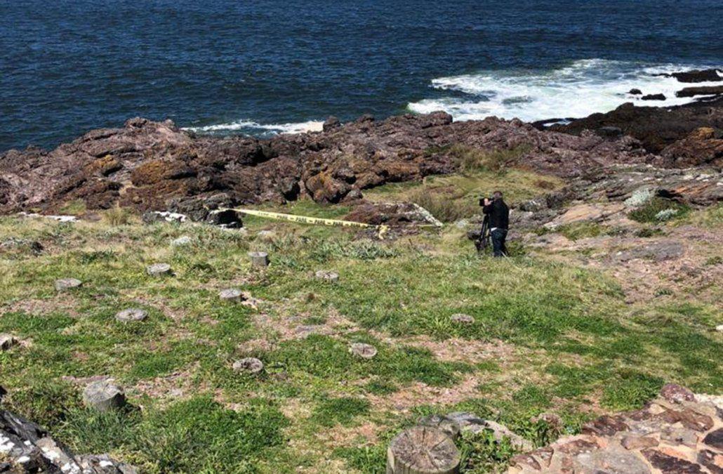 Un hombre murió tras caer desde mirador en Punta Ballena