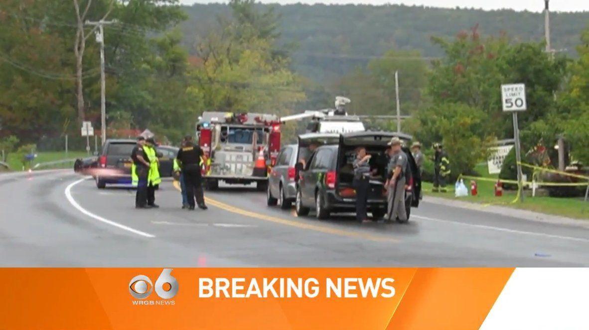 Al menos 20 personas murieron tras accidente de tránsito en Nueva York