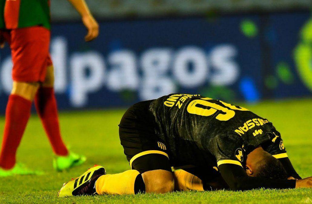 Toro González lamenta la derrota