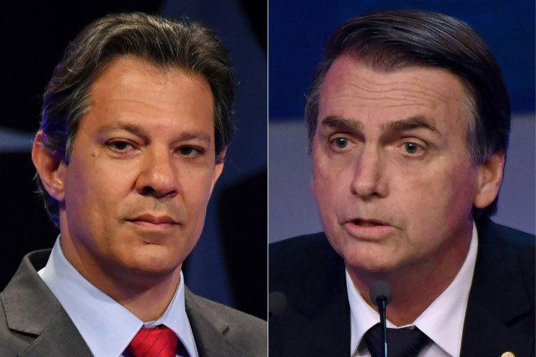 Bolsonaro y Hadad