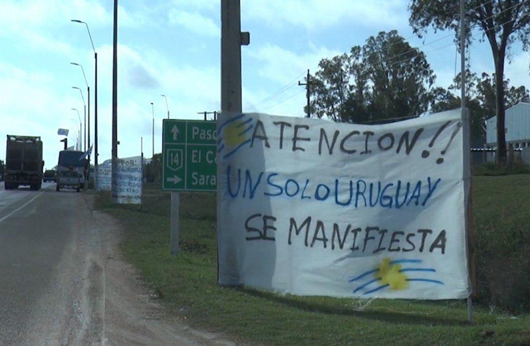 Autoconvocados evalúan nuevas medidas de lucha tras asamblea en Artigas