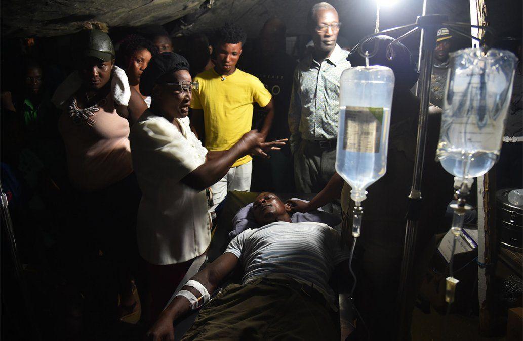 Dos terremotos sucesivos en Haití dejan al menos 12 muertos