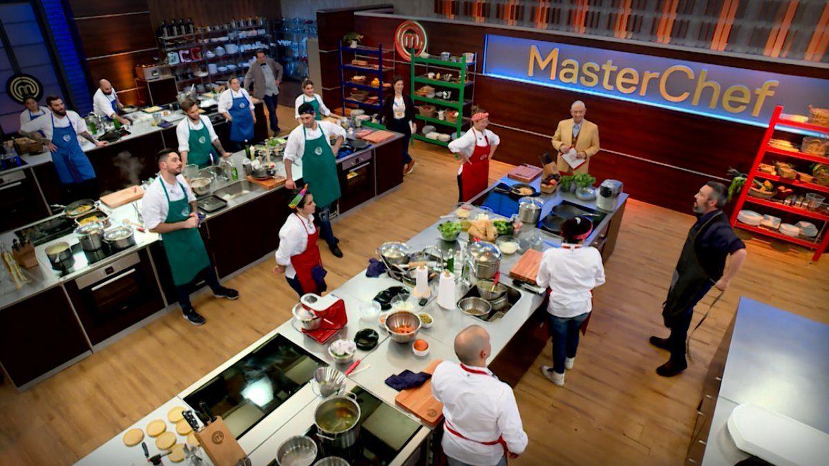Una jornada innovadora y con viejos amigos en la cocina más famosa del país