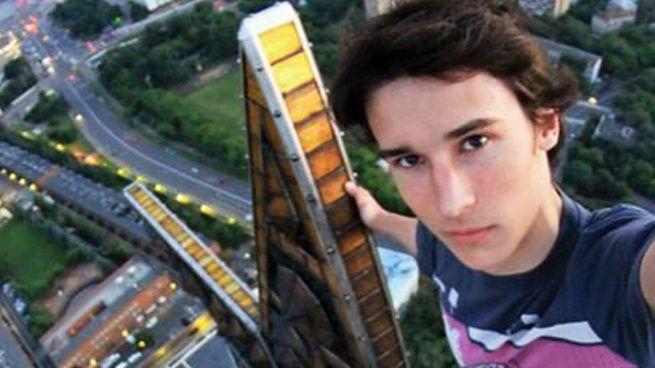 Selfies extremas