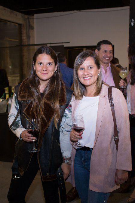 Maria Noel Kuchman y Viviana Valdez
