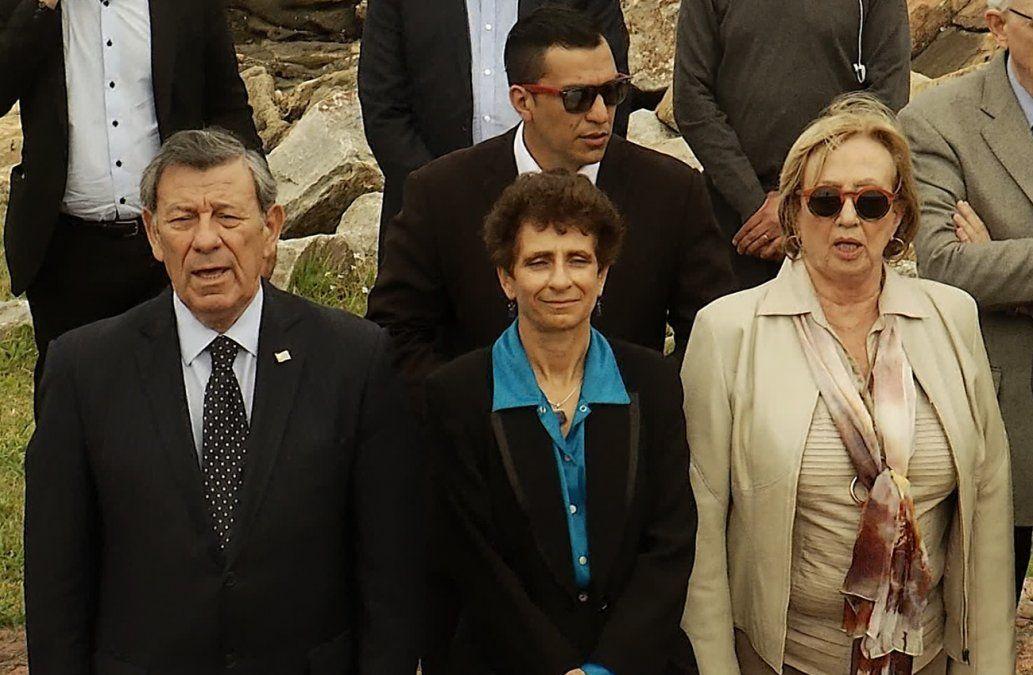 Nueva embajadora de Israel en Uruguay presentó sus credenciales ante Vázquez