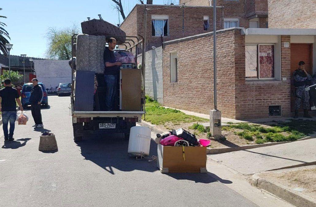 El operativo en Complejo Quevedo requirióel trabajo conjunto del municipio y personal policial