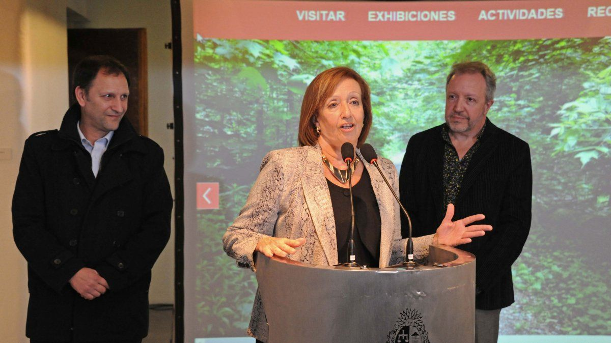La ministra María Julia Muñoz sostiene que en Uruguay puede haber un Bolsonaro