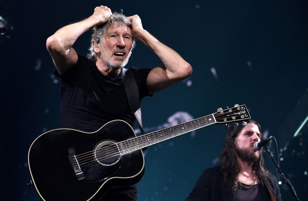 Roger Waters adelantó que habrá manifestaciones políticas en su show