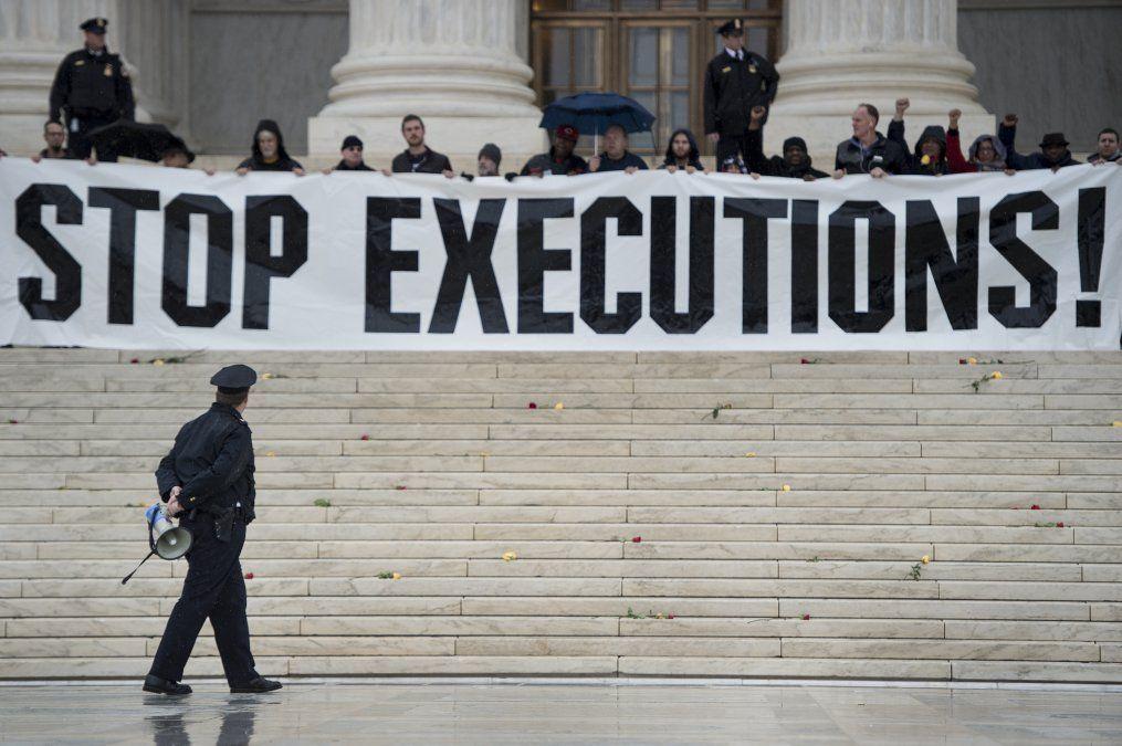 Declaran inconstitucional la pena de muerte en estado de Washington en EEUU