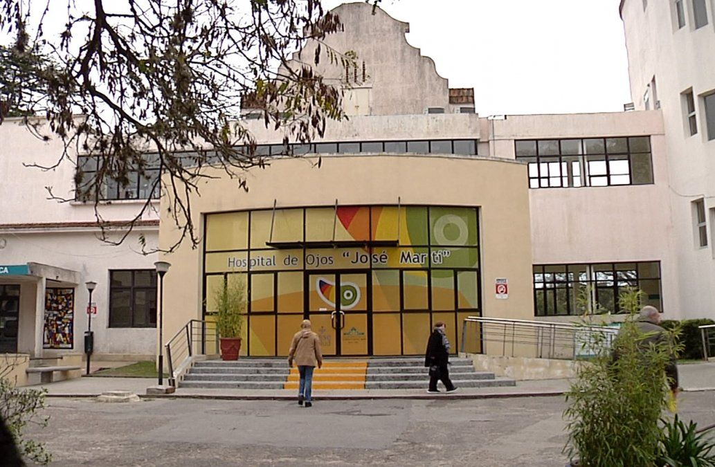 Hospital José Martí celebró las 81.000 operaciones de ojos