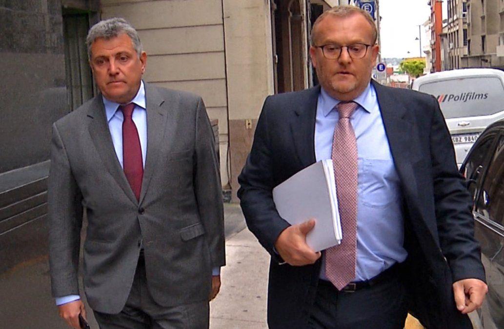 Wilmar Valdéz amplió denuncia por extorsión y sumó a Ríos, Del Campo y Palma