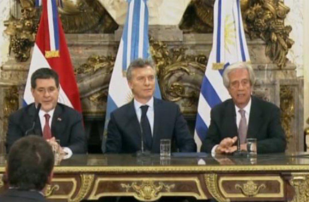Argentina ratifica su postulación junto a Uruguay y Paraguay para el Mundial 2030