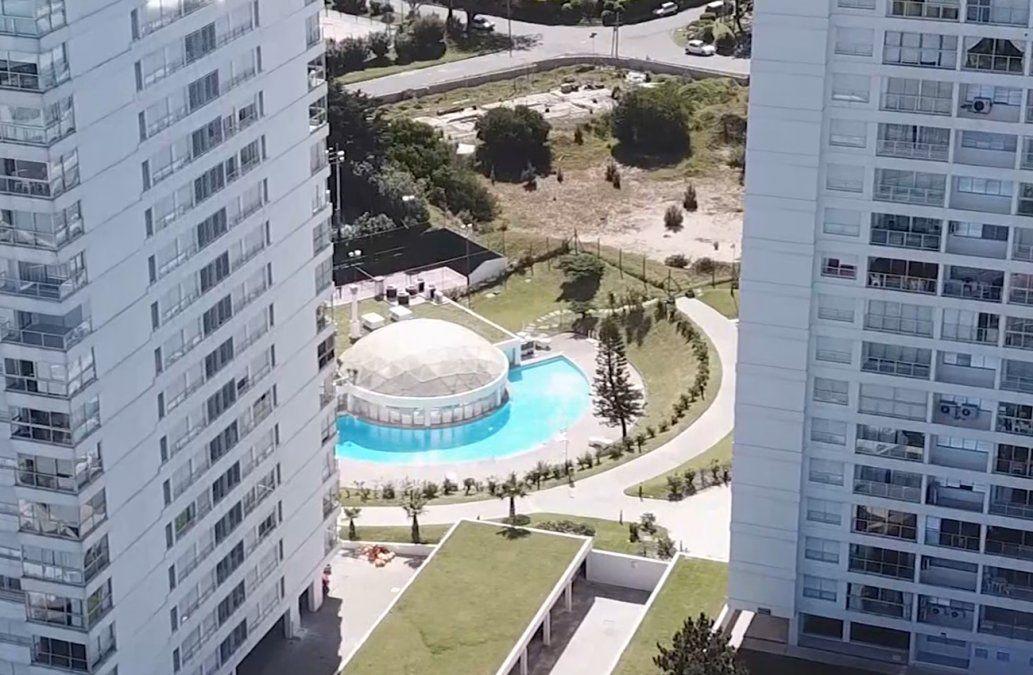 Junta de Maldonado aprobó impuesto a espacios de esparcimiento en edificios