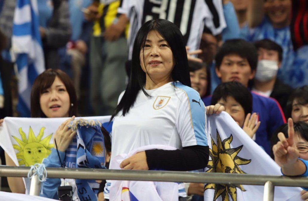 Victoria japonesa por 4 a 3; Uruguay se va de Asia con dos derrotas contundentes
